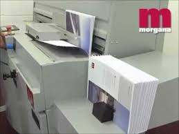 <b>Morgana DigiBook 200</b> PUR Perfect Binding Machine - YouTube