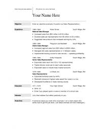 resume templates template microsoft word ms in 81 wonderful ~ 81 wonderful resume template in word templates