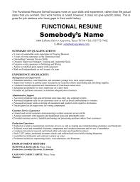 resume examples summary  seangarrette cobarback resume sample with no work experience summary of qualifications   resume examples