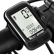 Bike Computer Wireless Waterproof Bicycle ... - Amazon.com