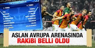 Galatasaray'ın Şampiyonlar Ligi'ndeki rakibi Schalke 04