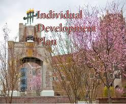 Individual Development Plan (IDP)   The Graduate School