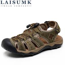 2019 <b>LAISUMK</b> New Fashion Summer Beach Breathable <b>Men</b> ...