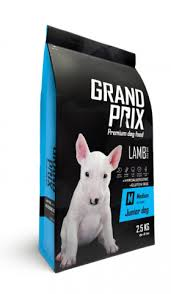 <b>GRAND</b> PRIX Medium Junior <b>Сухой корм</b> для щенков средних ...