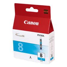 <b>Картридж Canon CLI-8C</b> голубой (cyan) (0621B024) — купить в ...
