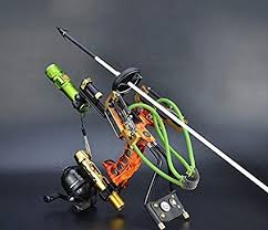 HBG Fishing Slingshot Kit Archery Slingbow Hunting ... - Amazon.com
