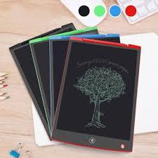 New 12 Inch LCD Electronic <b>Creative</b> Writing Board Children Early ...