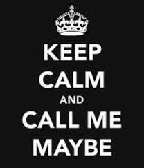 """Call Me Maybe"""" Meme Explained - POPHANGOVER via Relatably.com"""