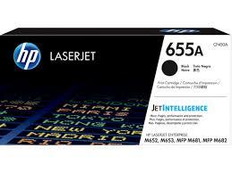 <b>HP LaserJet 655A</b>, оригинальный лазерный <b>картридж</b>, черный ...
