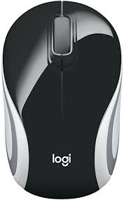 <b>Logitech</b> M187 Ultra Portable <b>Wireless Mouse</b>, 2.4 GHz with USB ...