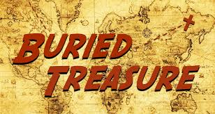 Image result for buried treasure