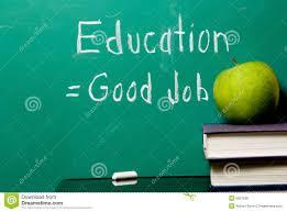 Education Equals Good Job Royalty Free Stock Image   Image          Dreamstime com Education Equals Good Job