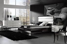 mens bedroom decor black white interior wallpaper bedroom ideas black