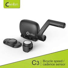 Meilan <b>C3</b> Wireless <b>Speed</b> / <b>Cadence Sensor</b> Waterproof Bluetooth ...