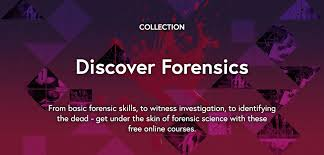 Free Online Forensics Courses - FutureLearn