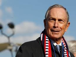It Was A Terrible Night For Michael Bloomberg. It Was A Terrible Night For Michael Bloomberg. Rough night. - it-was-a-terrible-night-for-michael-bloomberg