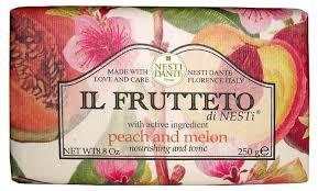 <b>Мыло</b> кусковое Nesti Dante <b>Il Frutteto Peach</b> and Melon — купить ...