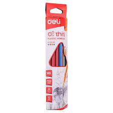 <b>Карандаш чернографитный</b> EU50000, HB, 12 шт. бренда <b>Deli</b> ...