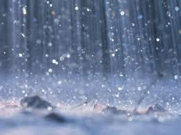 Yağmurun oluşumu