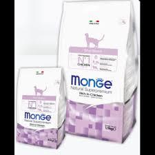 <b>Корм</b> для стерилизованных кошек <b>Monge Cat</b> Sterilized | Отзывы ...