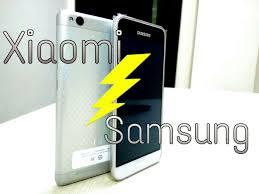 Чей смартфон лучше Xiaomi против Samsung. Samsung Galaxy ...