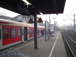 Düsseldorf-Flingern station