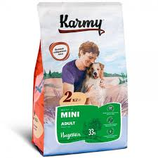 <b>Корм Karmy Mini</b> Adult для Собак Мелких Пород с Индейкой ...