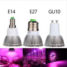 <b>18W</b>/<b>28W LED Grow</b> light Garden Hydroponic Lamp For Flowering ...
