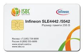 Контактные и бесконтактные <b>смарт</b>-<b>карты</b> Контактные ISBC ...