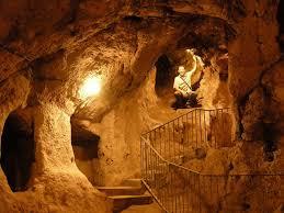 Image result for turkey underground city