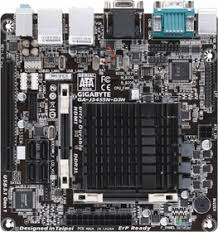 <b>Материнская плата Gigabyte GA-J3455N-D3H</b> 2xDDR3L mini-ITX ...