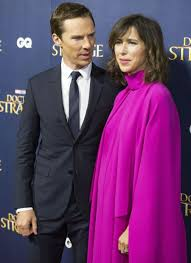 cele bitchy benedict cumberbatch having a baby is probably benedict cumberbatch appeared on the itv morning show this morning today to promote doctor strange it s been difficult to follow some of benedict s