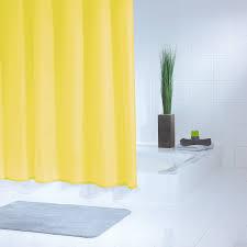 <b>Штора для ванных комнат Ridder</b> Standard 31314 желтая в ...