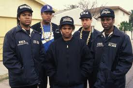 Image result for ice cube and nwa