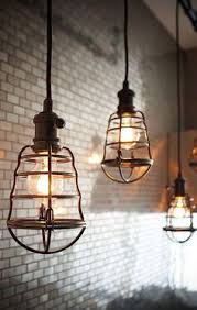 check out these cool vintage style cage lights they make terrific accent lamps antique kitchen lighting fixtures