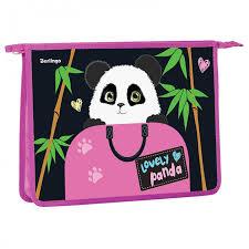 <b>Berlingo Папка для</b> тетрадей Lovely panda А4 - Акушерство.Ru