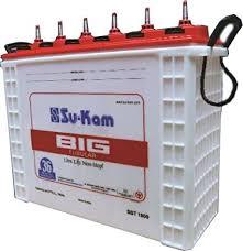Sukam 150Ah Inverter Battery (<b>Black</b>): Amazon.in: Home & Kitchen