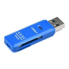 5Gbps Super Speed Mini USB 3.0 <b>Micro SD</b>/SDXC <b>TF Card</b> Reader ...