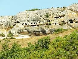 Пещерный город Эски-<b>Кермен</b> - раздел статьи | Гостевой дом ...