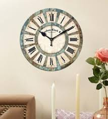 <b>Wall</b> Clock: Buy <b>Wall</b> Clocks & Watches Online @ Best Design ...