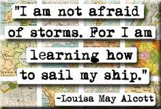 Louisa May Alcott Quote, Love is a Flower, Shabby Chic, Red, Cream ... via Relatably.com