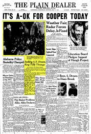 martin luther king jr in cleveland how the plain dealer covered view full size