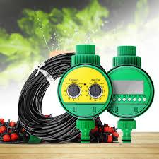 25m Micro Drip <b>Irrigation System</b> Plant <b>Automatic</b> Spray Greenhouse ...