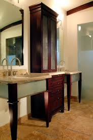 ideas custom bathroom vanity tops inspiring:  original bea pila bathroom tower cabinetjpgrendhgtvcom