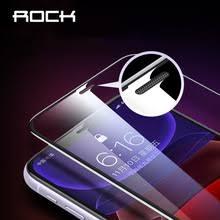 ROCK 10D <b>полное закаленное стекло для</b> iPhone 11 Защитная ...