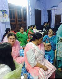 a photo essay of eid in small town thewomen arrive and sit separately in one part of the house notice the old school wall design and the islamic calendar things which are not easy to spot