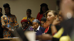 No peace without <b>women</b>: <b>New</b> Action Plan for the <b>Women</b>, Peace ...