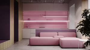 Taking <b>Pink And Purple</b> Interior Design From Sublime To Outrageous!