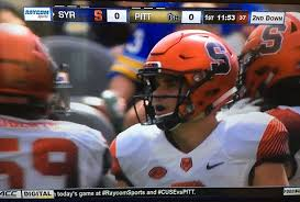 What channel is the Syracuse football game on? (vs. North Carolina)
