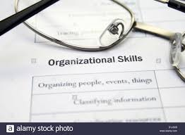 organizational skills text stock photo royalty image organizational skills text